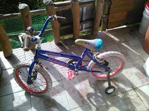 Vendo Bicicleta Rin 12