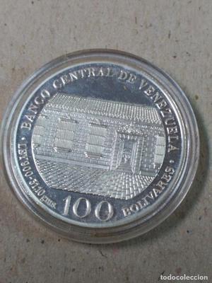 vendo MONEDA DE PLATA CONMEMORATIVA  GRAMOS LEY 900