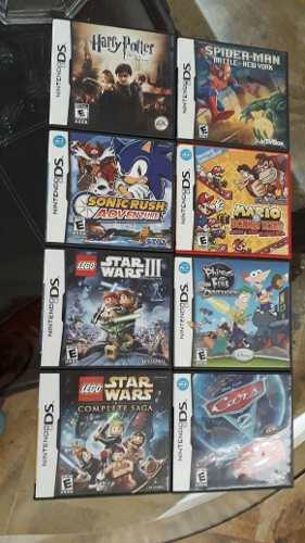 A La Venta Juegos De Nintendo Ds