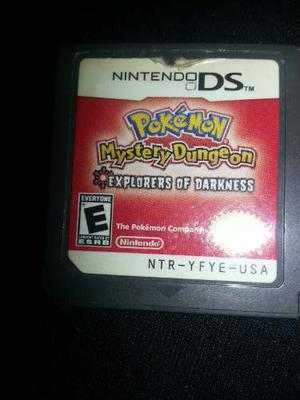Juego Pokemon Para Ds