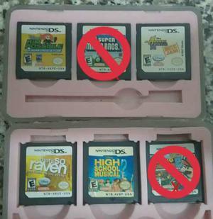 Juegos Nintendo Ds Lite Sin Caja