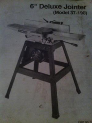 Maquinaria de Carpinteria