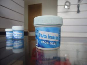 Pasta Térmica Roca Azul 10g Al Mayor Paquete De 12 Unidades