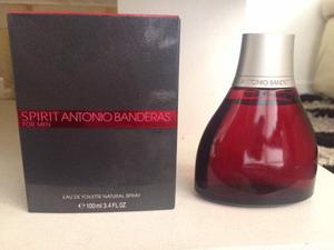 Perfume Spirit Antonio Banderas Hombre Original