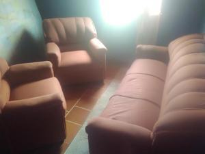 Se Vende Muebles de Sala Varato