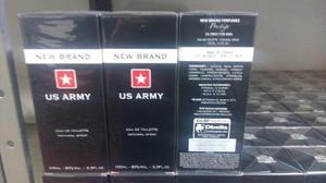 Us Army Importado 100% Original De 100ml, New Brand. De Cab.