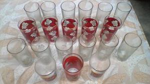 Vasos de Vidrio Varios Modelos