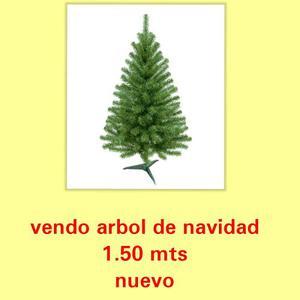 Arbolito D Navidad 1.50 Mts