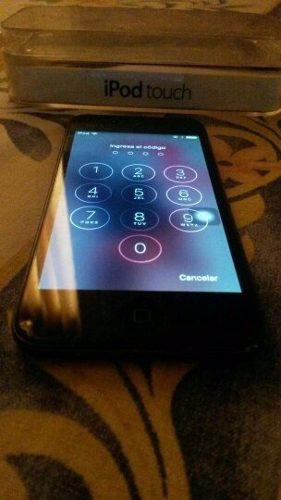 Ipod Touch 5ta Generación De 32 Gb Como Nuevo