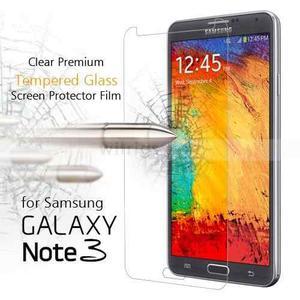Vidrio Templado Samsung Note 3 Note 4 Note 5 Protector 9h