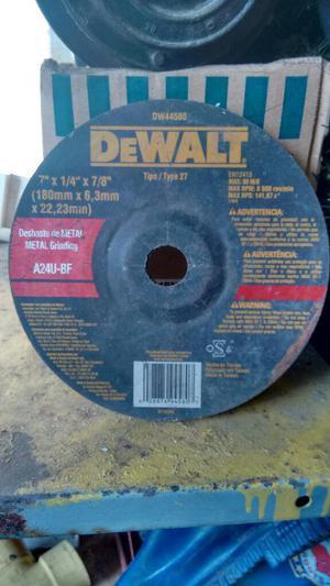 Disco de Esmerilar Dewall Original