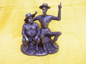 Don Quijote De La Mancha Estatuilla
