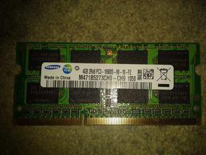 Memoria Ram Ddr3 Para Laptop 4gb 2rx8 Pcs