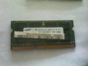 Memoria Ram Ddr3 Para Laptos Y Mini Laptops De 2 Gb
