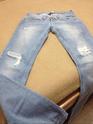 Pantalon Jeans Bershka
