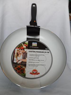 Sarten De Ceramica Alfa Hogar 28 Cm