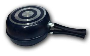 Sarten Doble Rivalti Tortillero 24 Cm Aluminio Envio Gratis
