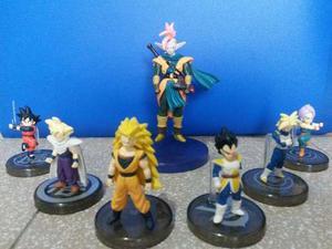 Set Figuras De Colección Dragon Ball