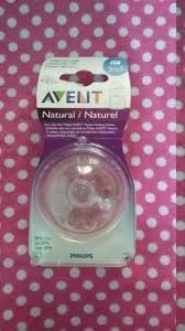 Tetinas Philips Avent Natural
