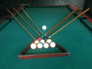 2 mesas de pool