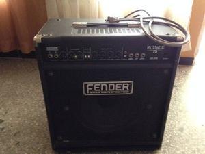 Amplificador Fender Para Bajo Electrico
