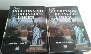 Diccionarios Bilingües Liber