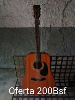 Guitarra Dixon Acústica