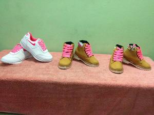 Zapatos Y Botas Timberland Para Niños Y Niñas