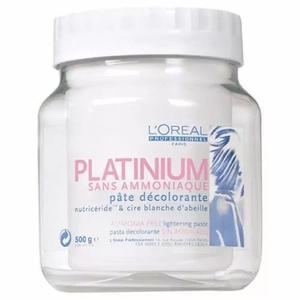 Decolorante Platinium De Loreal Sin Amoniaco. 500gr