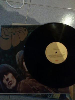 Disco De Acetato Beatles