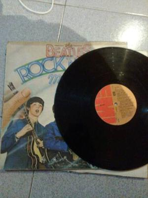 Disco De Acetato De Los Beatles Coleccion