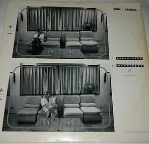 Disco Vinyl: Importado - Propaganda P-machinery (Remix)
