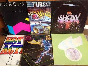 Discos Lp Rock - R&b - Disco