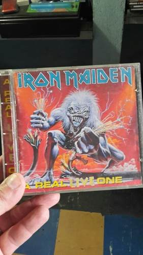 Iron Maiden: A Real Live One
