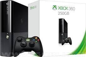 Xbox 360 E De 250gb, Chipeado, 2 Controles Y 29 Juegos