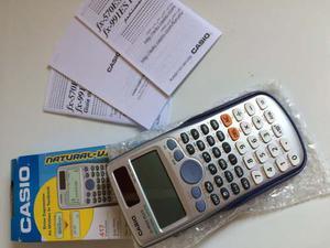 Calculadora Casio, Fx-991es Plus. Nueva, En Su Caja Y Manual