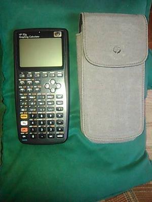 Calculadora Graficadora Hp 50