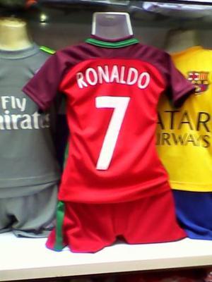 Conjuntos Deportivos De Portugal  Niños Fútbol
