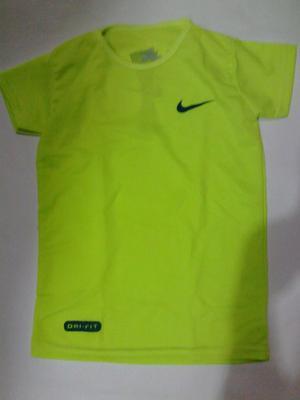 Franelas Nike De Niño