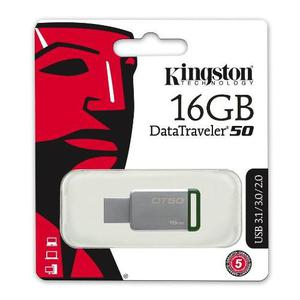 Pendrive 16 Gb Kingston Datatraveler 50