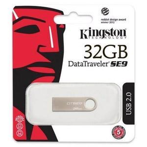 Pendrive 32 Gb Kingston Datatraveler Se9