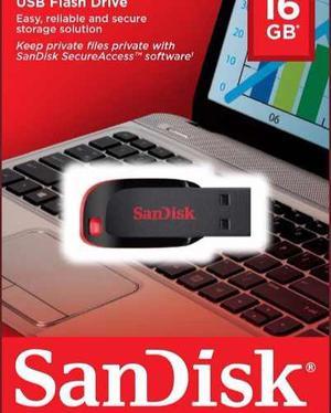 Pendrive Sandisk Y Kingston 16gb 100% Originales En Oferta