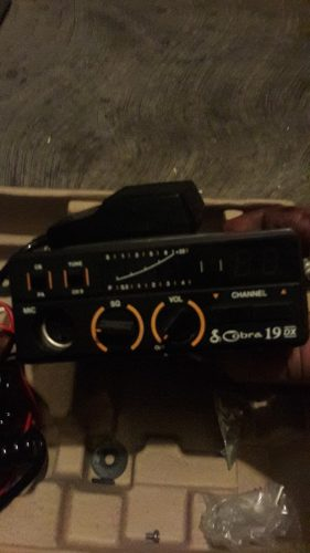Radio 11 Mts Cobra 19 Dx