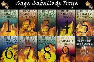 Saga Del Libro Caballo De Troya Del 1 Al 10 En Pdf