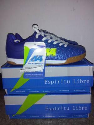 Zapatos Futsal New Arrival Na Para Niños Originales