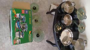 juego de ollas GERMANY