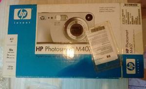 Camara Digital Hp M Mp 18x Optical Zoom