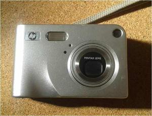 Camara Hp Photosmart R Mp Con Accesorios