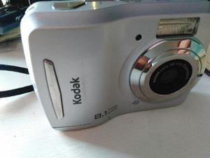 Camara Kodak 8.1megapixeles Como Nueva