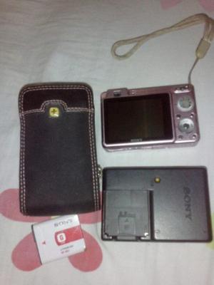 Camara Sony Cybershot 7.2 Mega Pixels